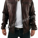 Jaket Kulit Pria MJ 0040