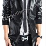 Jaket Kulit Pria MJ 0044