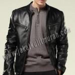 Jaket Kulit Pria MJ 0056